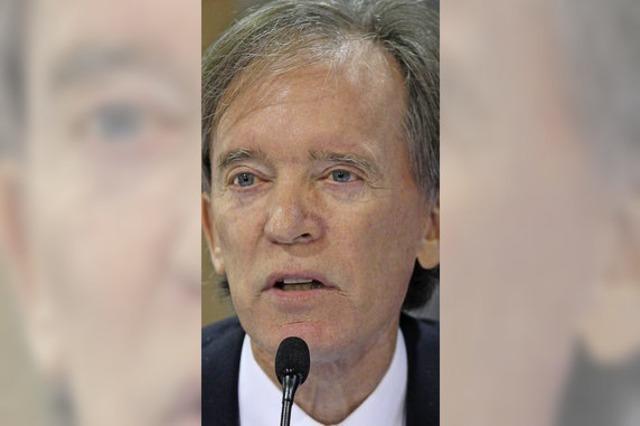 Investorenlegende Bill Gross geht im Streit