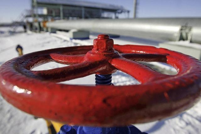Einigung bei Gasstreit nahe