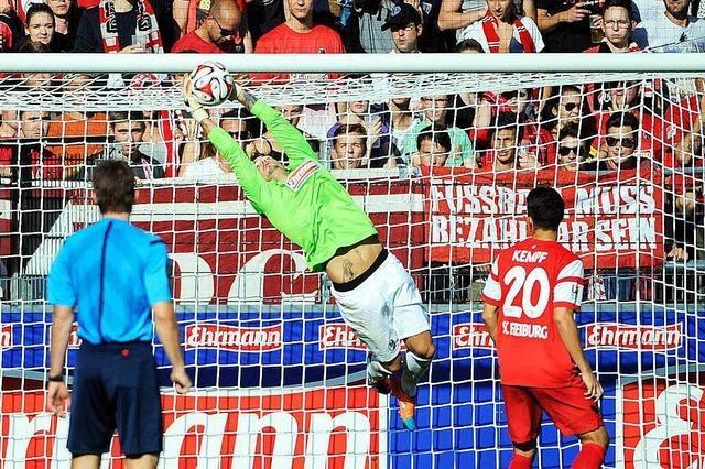 Freiburg erkämpft Unentschieden gegen Leverkusen