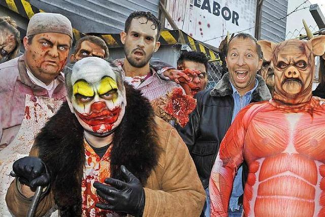 In Rust gruselt es schon. Musical und Eisshow zu Halloween!
