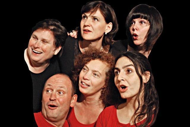 Impro-Theatergruppe Wilde Mathilde kommt nach Offenburg