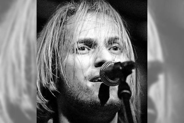 Der Gitarrist Fabian Anderhub kommt nach Kandern