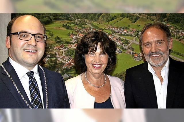 Gala für Gutmann: Ganz Schlechtnau sagt