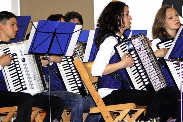 Würdigung für vorbildliche Harmonie