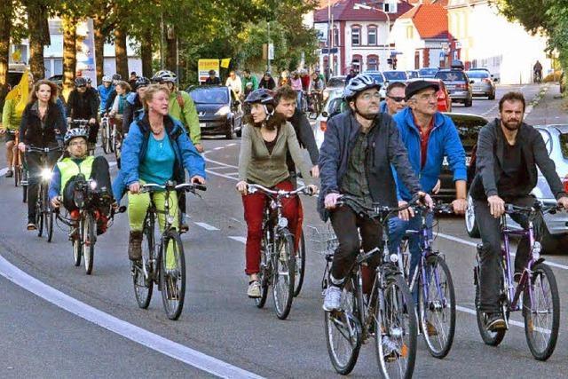 Bei den Problemzonen des Radverkehrs