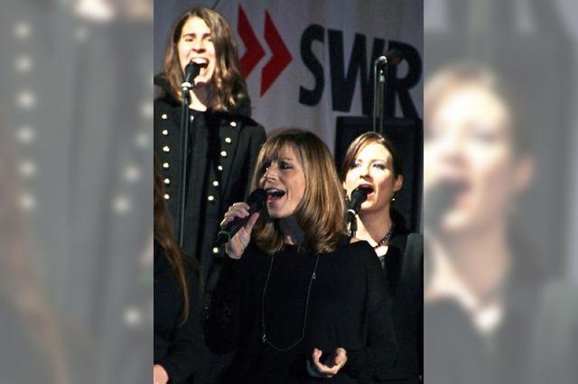 A-cappella-Gesang auf höchstem Niveau