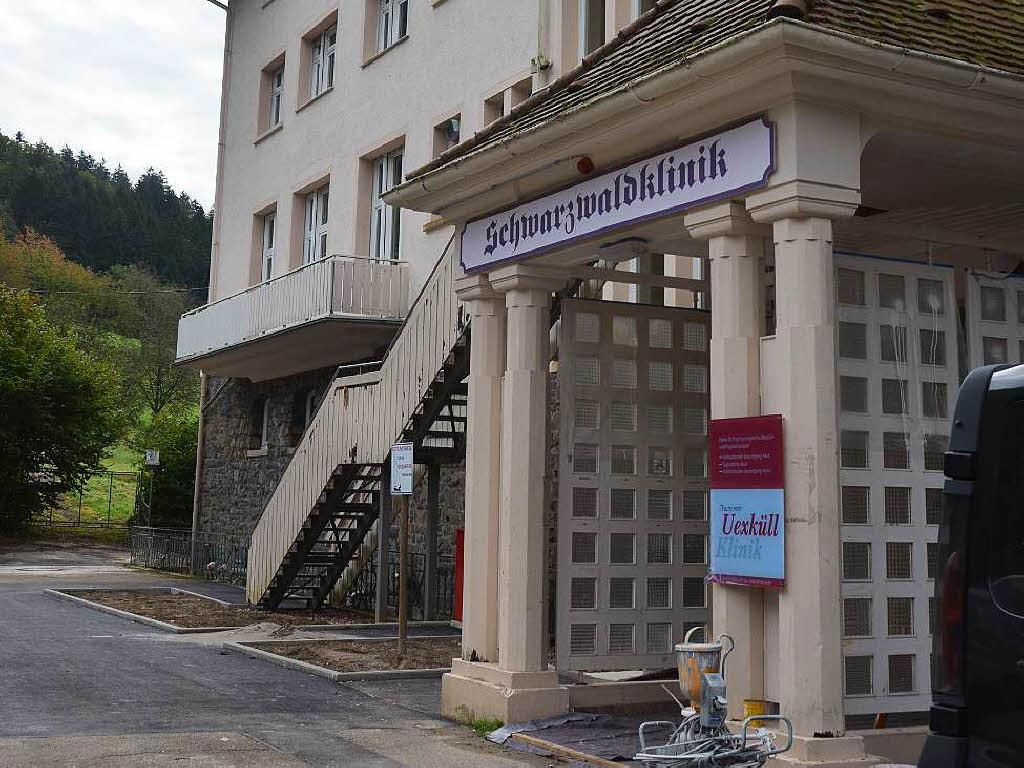 Schwarzwaldklinik Heute
