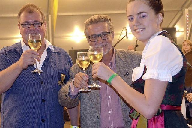 Party in Badisch-Nizza