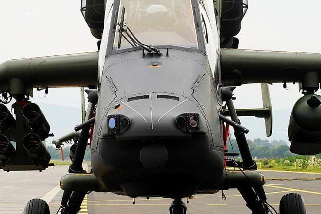 Die Bundeswehr ist nur bedingt abwehrbereit