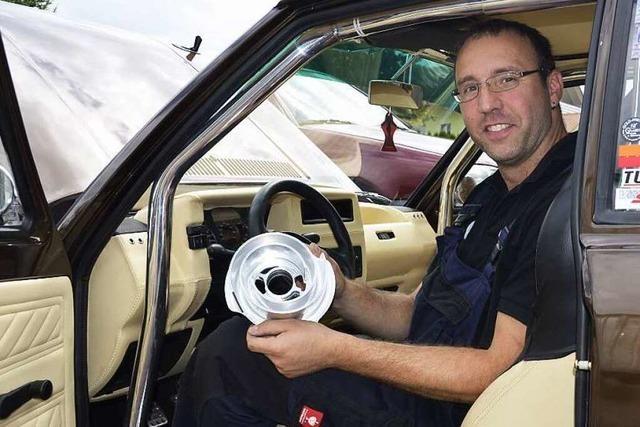 Tim Röttele ist der Spezialist für den G-Lader