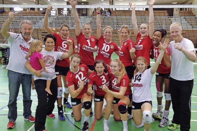 VC Offenburg gewinnt Pokal