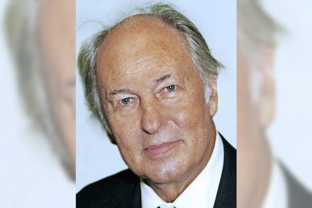 Badenweiler kürt den Literaturwissenschaftler Norbert Miller zum Ehrengast 2014