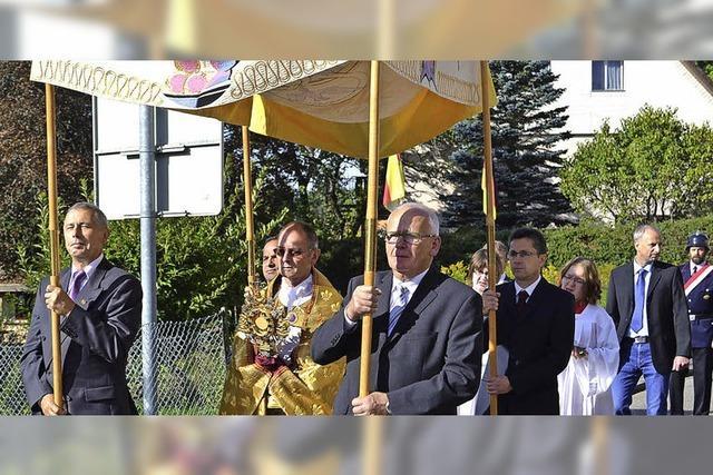 Pfarrei feiert Leodegar