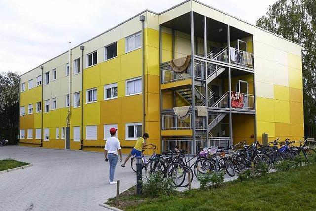 Private Wachdienste arbeiten auch in Freiburger Asylheimen