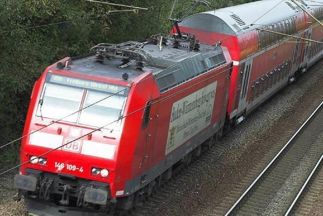 Rheintalbahn: Herrenknecht-Pläne stoßen auf Wohlwollen