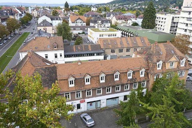 Gisinger soll das Caritas-Areal in Freiburg bebauen