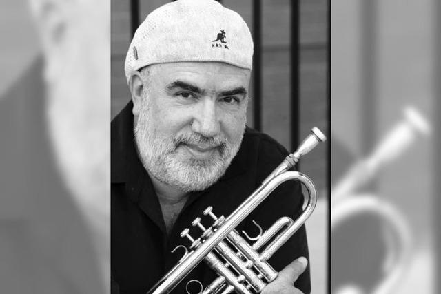 Jazztrompeter Randy Brecker kommt nach Freiburg