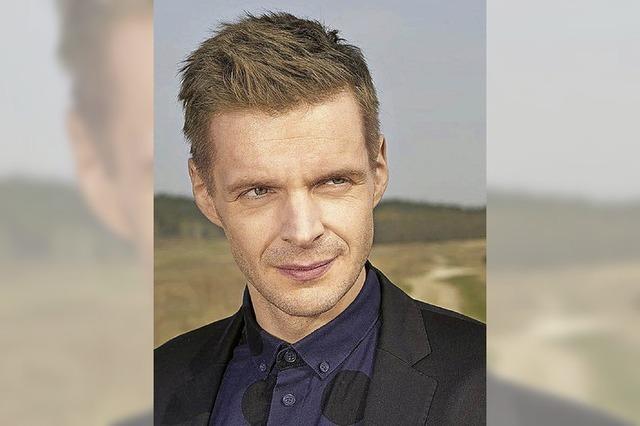 Der Kabarettist Florian Schroeder tritt in Freiburg auf