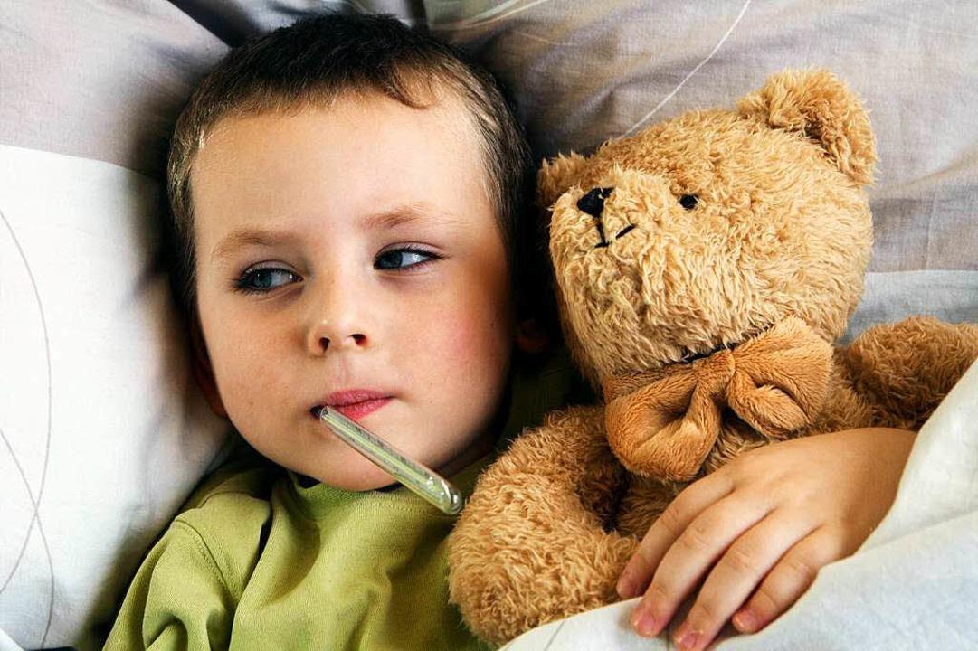 Wenn Kinder nachts oder am Wochenende ..., ist der Kindernotfalldienst gefragt.  | Foto: fotolia.com/Joanna Zielinska