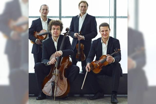 Leipziger Streichquartett spielt in Sulzburg
