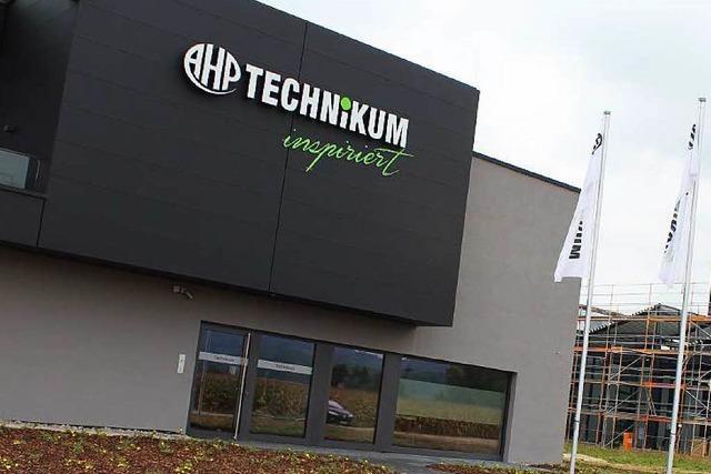 AHP Merkle wächst und baut in Gottenheim weiter