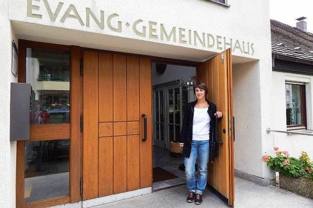 Therese Wagner ist neue Pfarrerin in Kollnau