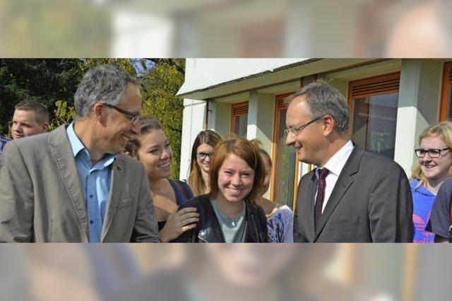 Kultusminister bekennt sich zu Berufsschulen