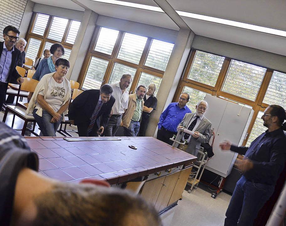 Gegensätze: Auf dem linken Bild ist ei...11; inklusive moderner Ablufttechnik.   | Foto: André Hönig