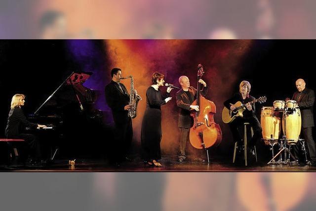 Golden Harps und Sextakkord spielen in der Oberrheinhalle Offenburg