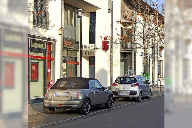 Parkkontrollen sorgen für Ärger