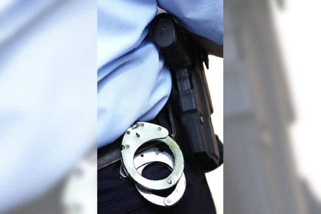 Polizei klärt Serie auf