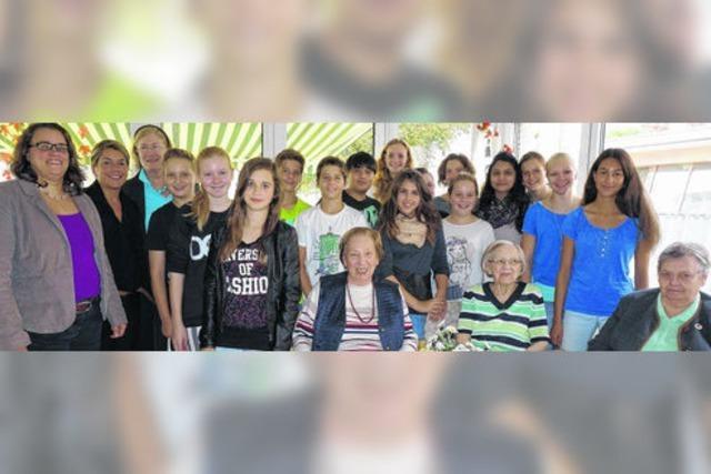 Neues Projekt soll Jugend und Senioren zusammenführen