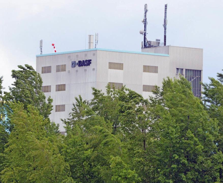 Das BASF-Gelände soll überplant werden.   | Foto: Ralf H. Dorweiler