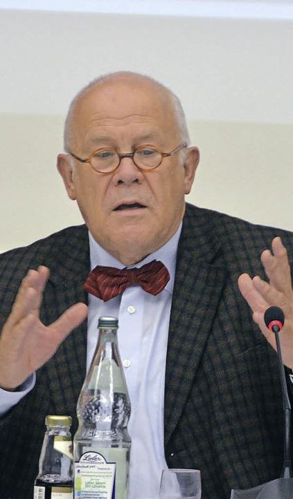 Hans-Jörg Birk  | Foto: Ralf H. Dorweiler