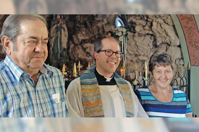 Lourdes-Kapelle erstrahlt im frischen Glanz