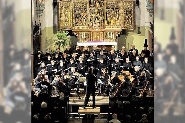 H-Moll-Messe in Heilig-Kreuz