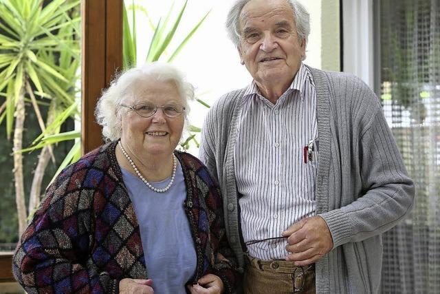Der 3. Oktober ist für sie schon seit 60 Jahren ein Feiertag