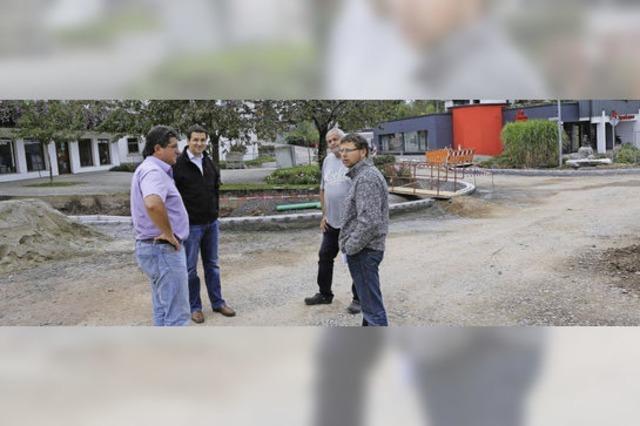 Ortskernsanierung nimmt Formen an