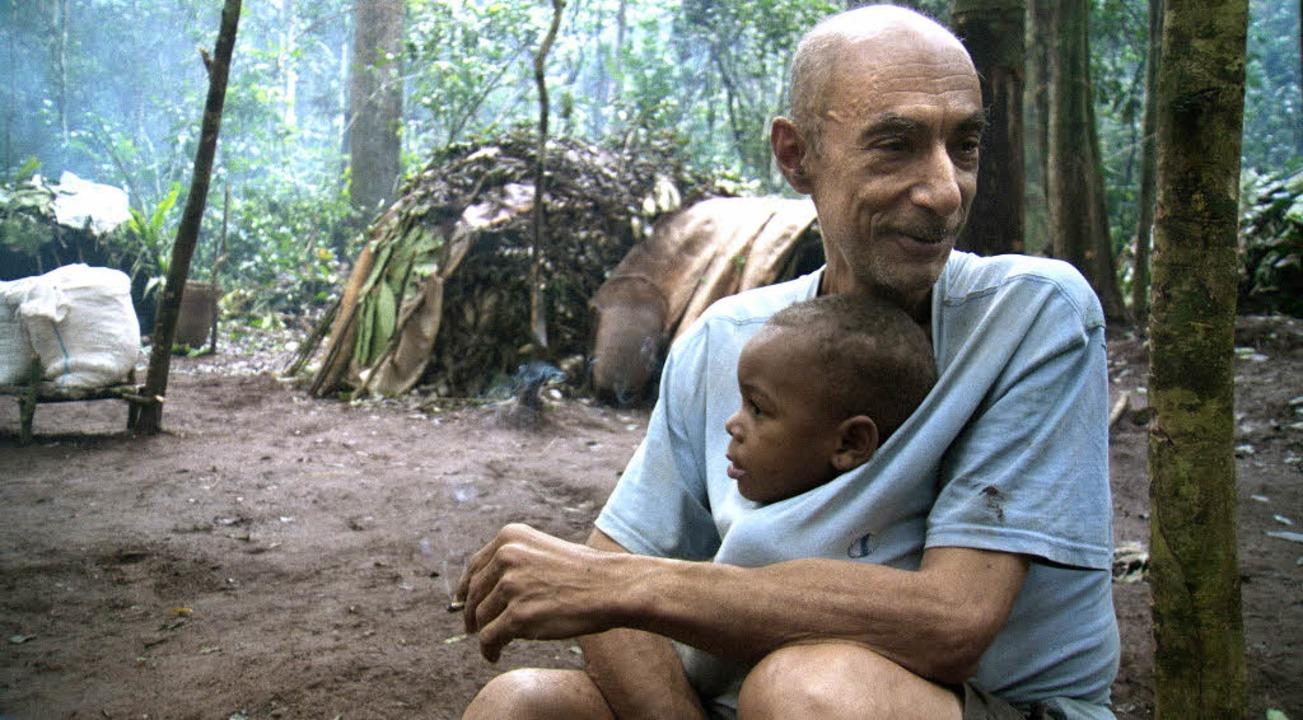 "Der amerikanische Louis Sarno, der sei...ms ""Song from the Forest""   | Foto: Tondowski Films/RealFiction/DPA"