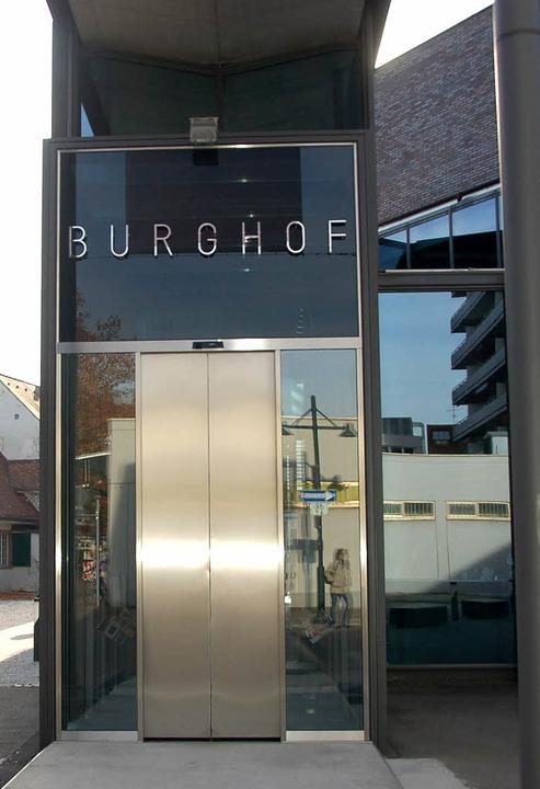 Heute öffnet der Burghof die Pforten für die neue Saison.   | Foto: Ehrentreich