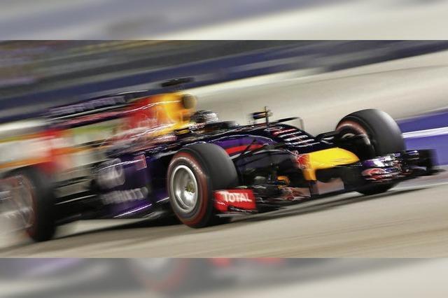 Vettel ist hungrig auf Siege