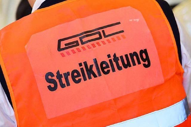 Lokführer stimmen für Streik - Start noch unklar