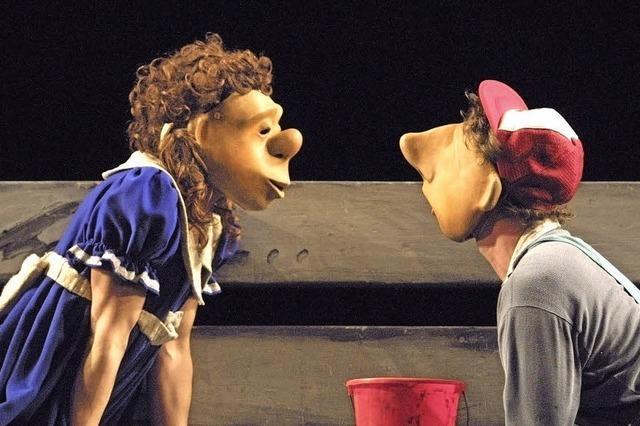 Kabarett, Puppen und Comedy