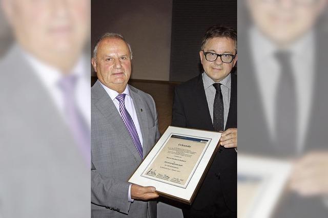 CDU ehrt Richard Stubert