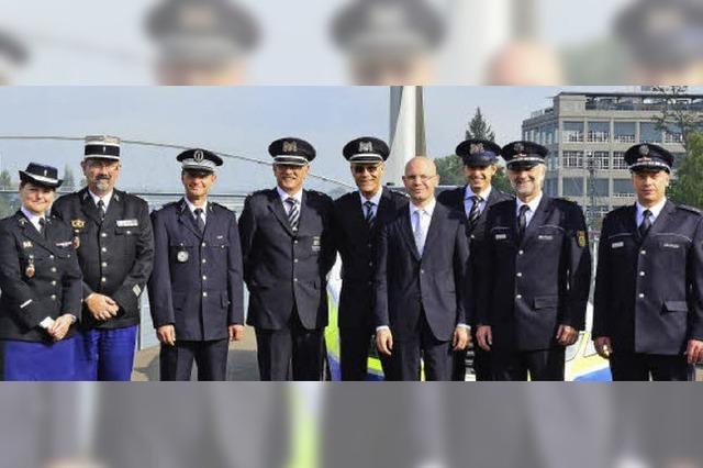 Gemeinsam gegen den Kriminaltourismus