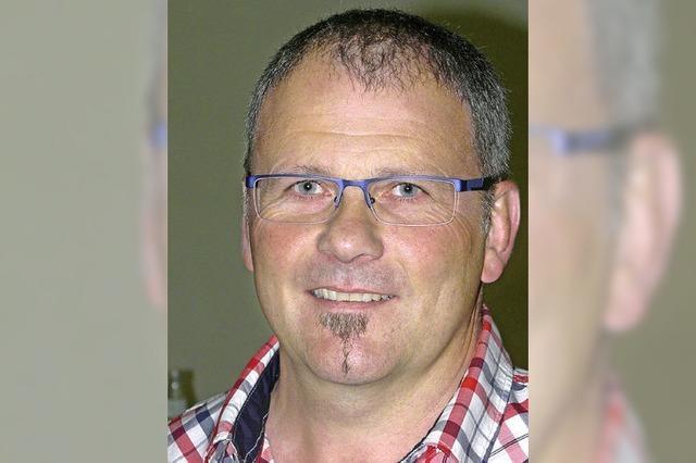 Klaus Maier ist neu im Rat