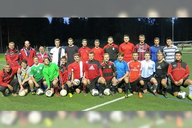 Verbandspokalspiel gegen SC Freiburg am Mittwoch