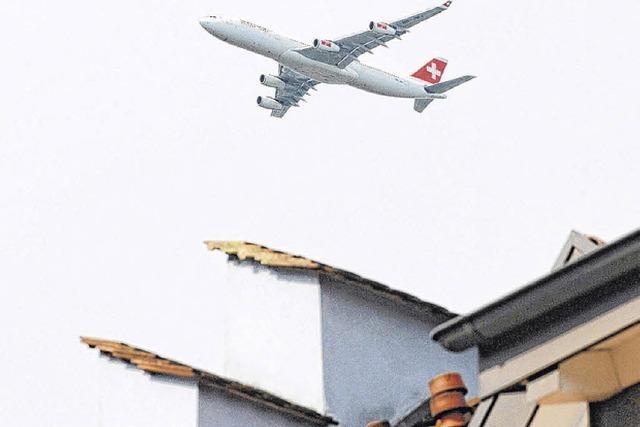 CDU-Kritik an Schweizer Flugverkehrsplänen