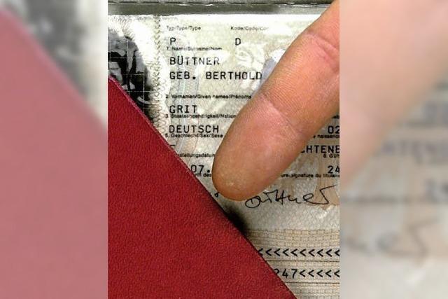 Europäischer Gerichtshof verlangt Änderung des deutschen Reisepasses