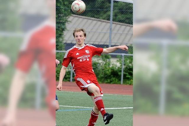 FC Wehr verliert gegen FVLB II